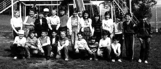Primary school nr. 18 Timisoara, excursion to Borsa