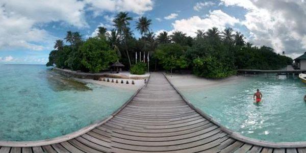 Sphere Panorama Maldives
